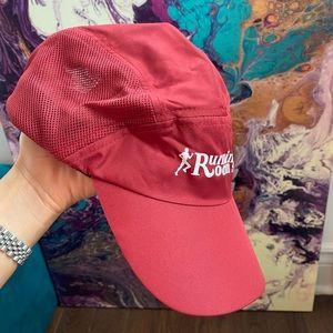RUNNING ROOM Red Cap